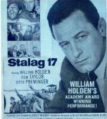 Шталаг 17 плакаты