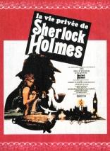 Частная жизнь Шерлока Холмса плакаты