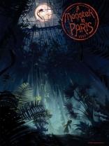 Монстр в Париже плакаты