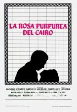 Пурпурная роза Каира плакаты