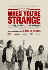 Джим Моррисон: When You're Strange плакаты