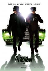 Зеленый шершень плакаты