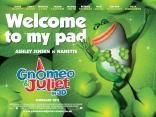 Гномео и Джульетта 3D плакаты
