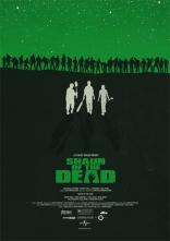 Зомби по имени Шон плакаты