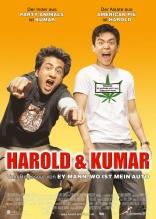 Гарольд и Кумар уходят в отрыв плакаты
