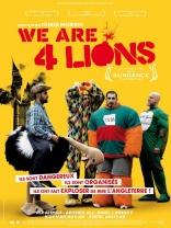 Четыре льва плакаты
