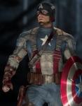 Первый Мститель кадры