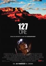 127 часов плакаты