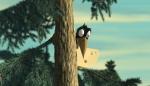 Безымянный трехмерный мультфильм студии «Мельница» кадры