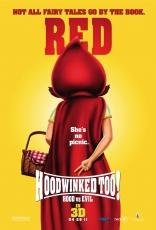 Красная Шапка против зла плакаты