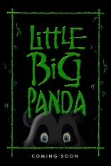 Смелый большой панда плакаты