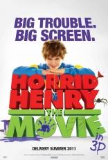 Ужасный Генри плакаты