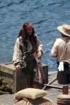 Пираты Карибского моря: Сундук мертвеца кадры