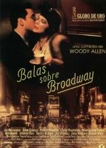 Пули над Бродвеем плакаты