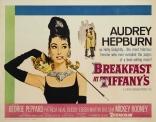 Завтрак у Тиффани плакаты