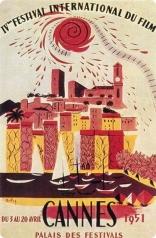Плакаты Каннских кинофестивалей плакаты