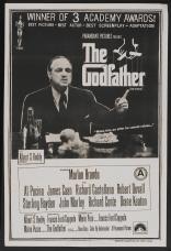 Крестный отец плакаты