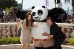 «Кунг фу панда 2» на Каннском фестивале 2011 кадры