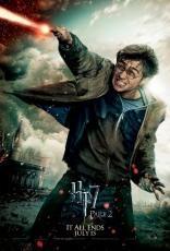 Гарри Поттер и Дары Смерти: Часть вторая плакаты