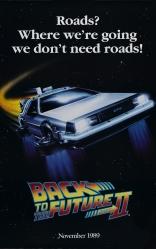 Назад в будущее, часть II плакаты