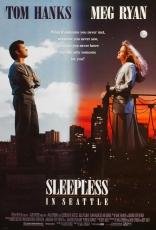 Неспящие в Сиэтле плакаты