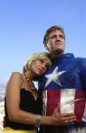 Капитан Америка кадры