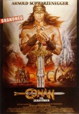 Конан-разрушитель плакаты