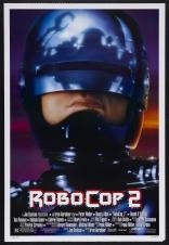 Робокоп 2 плакаты