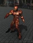 Железный человек кадры
