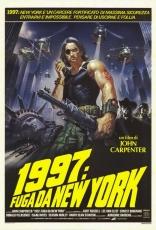 Побег из Нью-Йорка плакаты