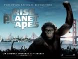 Восстание планеты обезьян плакаты