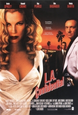 Секреты Лос-Анджелеса плакаты
