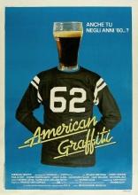 Американские граффити плакаты
