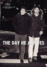 День, когда он пришел* плакаты