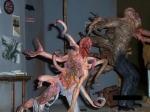 Скульпты ремейка «Нечто» (спойлер) кадры