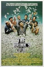 Ограбление Бринкса плакаты