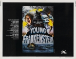 Молодой Франкенштейн плакаты