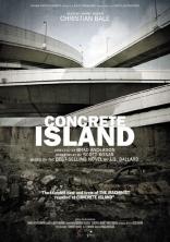 Бетонный остров* плакаты