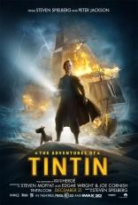 Приключения Тинтина: Тайна единорога плакаты