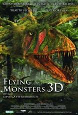 Крылатые монстры 3D плакаты