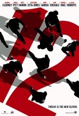Двенадцать друзей Оушена плакаты