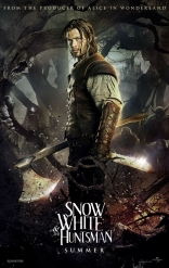 Белоснежка и охотник плакаты