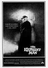 Человек-слон плакаты