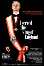 Я обслуживал английского короля плакаты