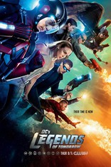 постер фильма Легенды завтрашнего дня*