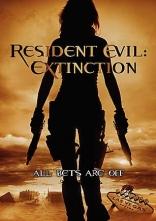 Обитель зла 3: Вымирание