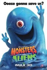 Монстры против пришельцев