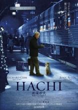 Хатико: история одной собаки