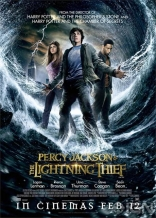 Перси Джексон и похититель молний