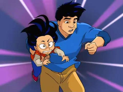 Приключения Джеки Чана онлайн бесплатно все 5 сезона!